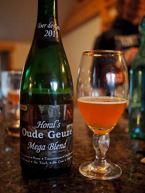 Horal's Oude Geuze - Mega Blend 2011