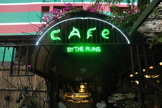 Cafe by the Ruins aka ruins cafe