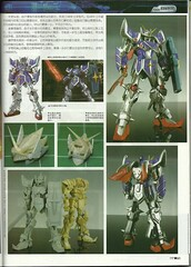 MG Knight Gundam Full Armor Mode Resin Conversion Kit (19)