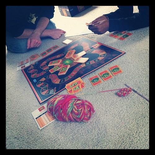 Board game time