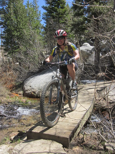 First Flume Trail Ride of the Year