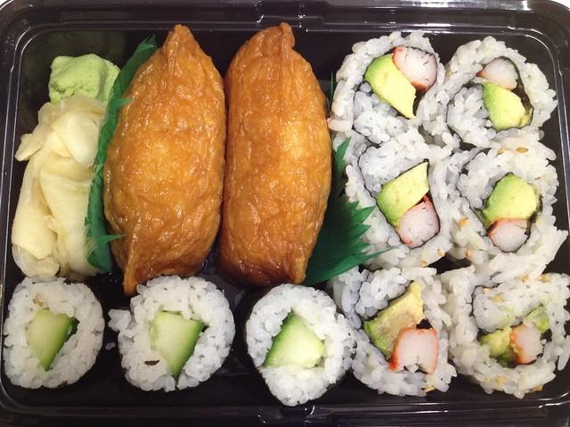 Maki sushi combo Osho Japanese Cuisine