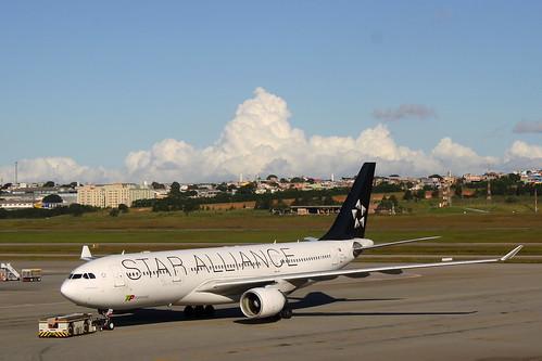 TAP | Airbus A330-200 @ SBGR