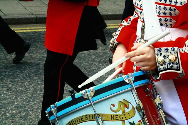 Soham, Jubilee parade