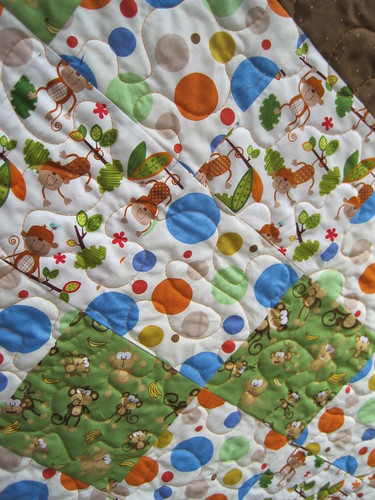 Baby Oliver's Quilt