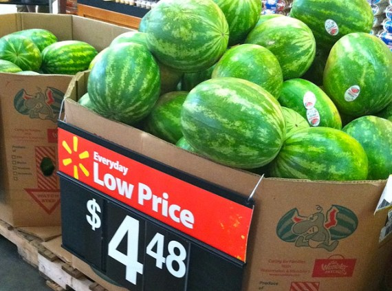 Walmart watermelon
