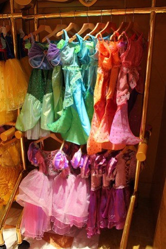 Bibbidi Bobbidi Boutique - Disney Fantasy