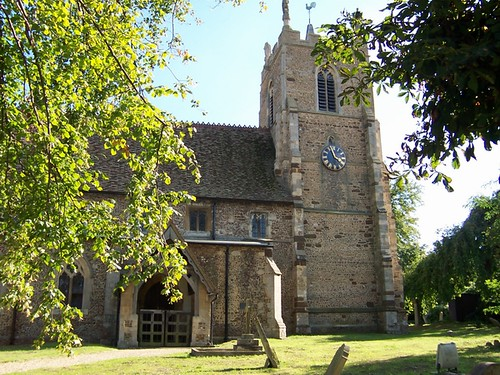 Abbotsley Church