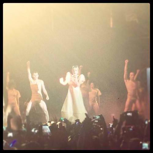 Lady Gaga Filipiniana? dress