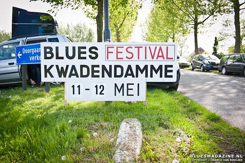Kwadendamme Bluesfestival 2012