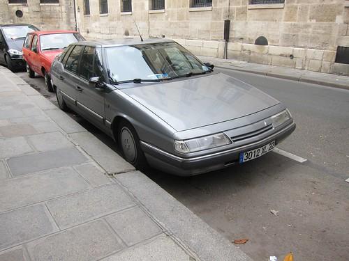 Paris to ban older cars  (4/6)