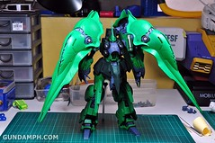 1-100 Kshatriya Neograde Version Colored Cast Resin Kit Straight Build Review (89)