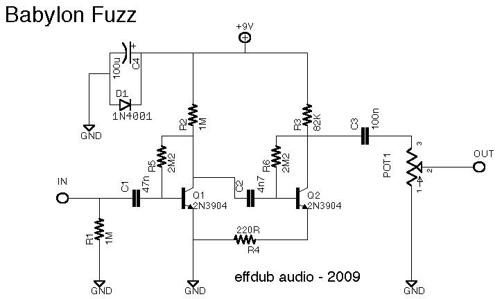fuzz face wiring diagram doctor tweek v2 briggs and stratton magneto s most interesting flickr photos picssr babylon schematic