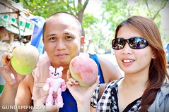 Pink Bearguy at Malacanang of the North