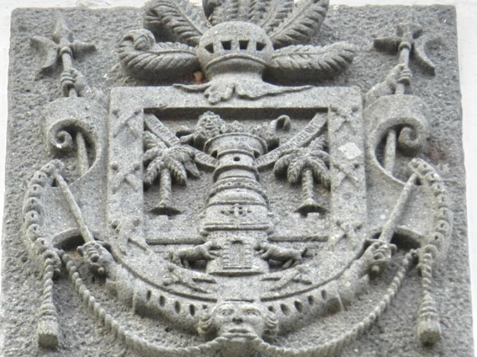 Escudos heráldicos Las Palmas de Gran Canaria 17