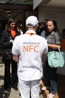 découvrez le NFC