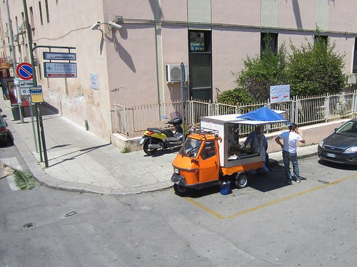 sicilian food truck