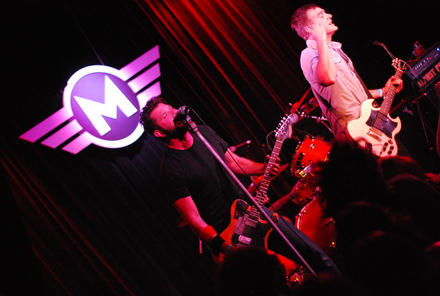 red collar @ motorco, 'welcome home' release party
