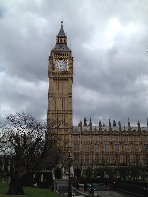 Big Ben, Elizabeth Tower, Palace of Westminster