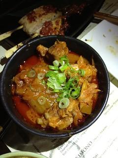Kimchee ribs