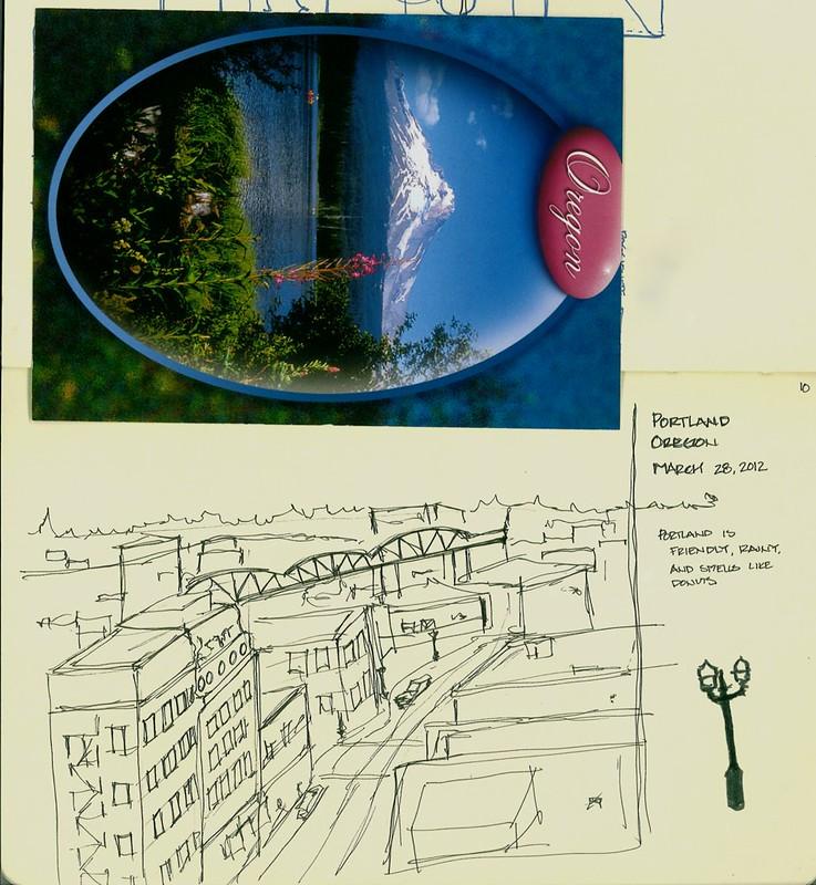 Portland Sketch