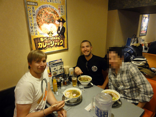 Ramen with friends !