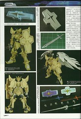 MG Knight Gundam Full Armor Mode Resin Conversion Kit (18)
