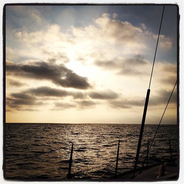 Spontaneous sailing adventure!