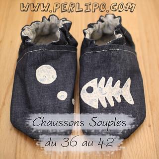 chaussons souples annonce