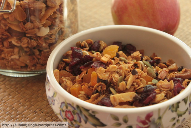 Homemade Granola!!