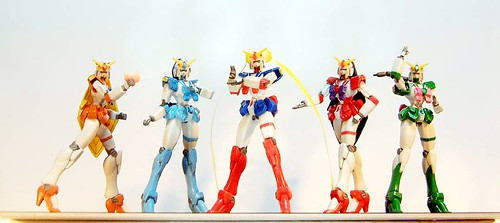 Sailor Moon Gundam PH SailorGundams