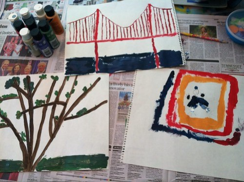 our picasso projects