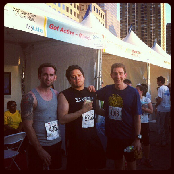 AHA Wall Street Run