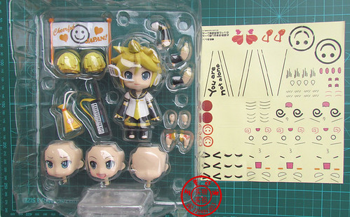 Bootleg Nendoroid Kagamine Len: Cheerful version