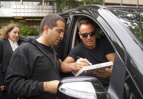 Nacho y Bruce