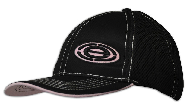 355m black and pink velcro back