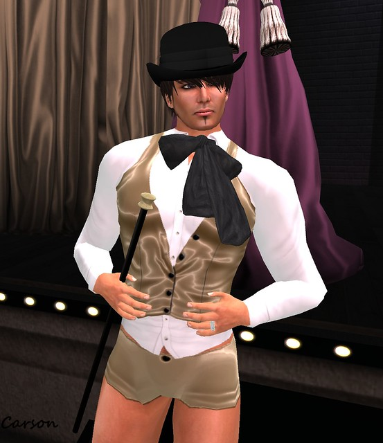 Cilian'gel 1920's - Got Cabaret