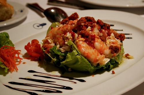 Ensalada Restaurante La Bombi