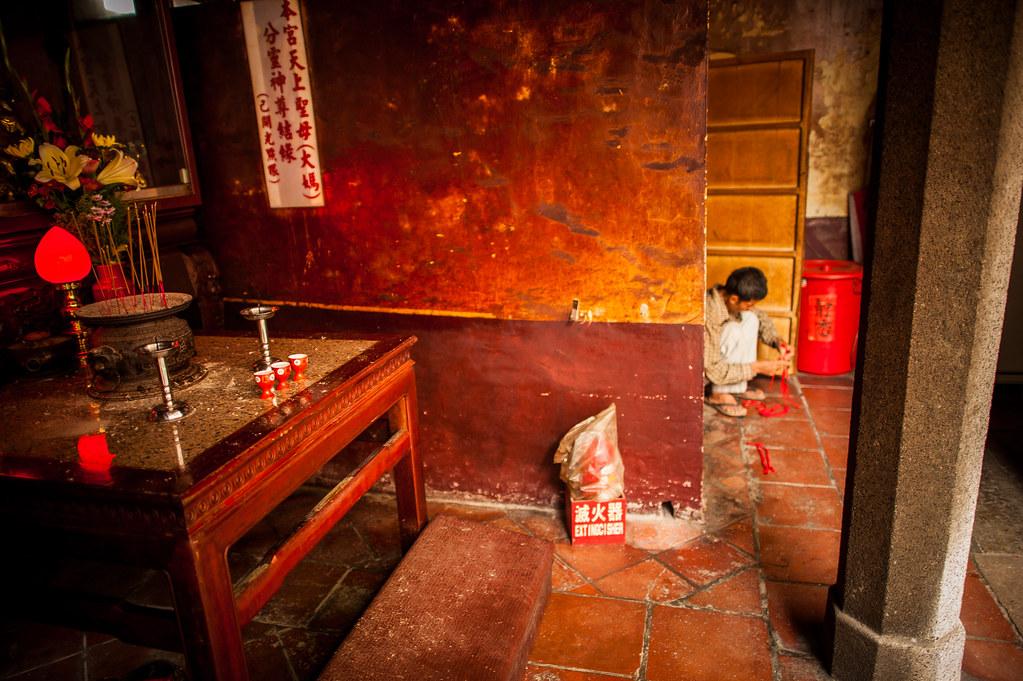 Matsu Temple Guy