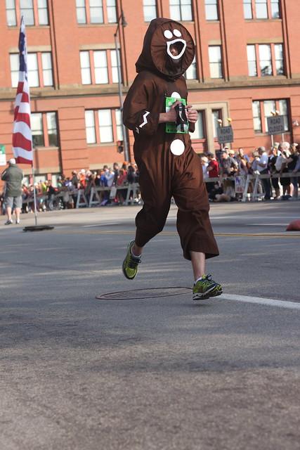 Pittsburgh Marathon 2012