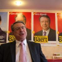 #764 Législatives : Dominique Baert (8eme)