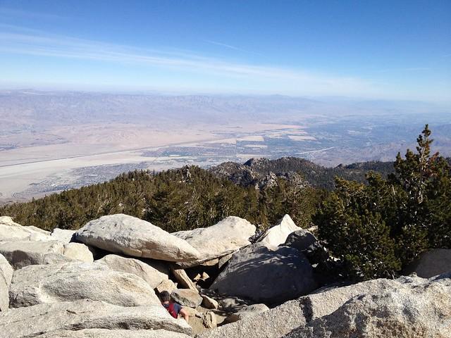 Mt. San Jacinto summit