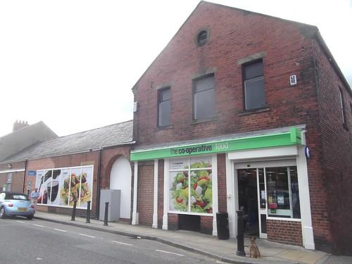 USHAW MOOR NRG (Broom Lane, Ushaw Moor, Durham, Co.Durham  DH7 7LQ) {NBC} by Co-operative Stores