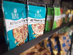 Eden Selected Nuts. Real Food Cafe and Grocer Killiney