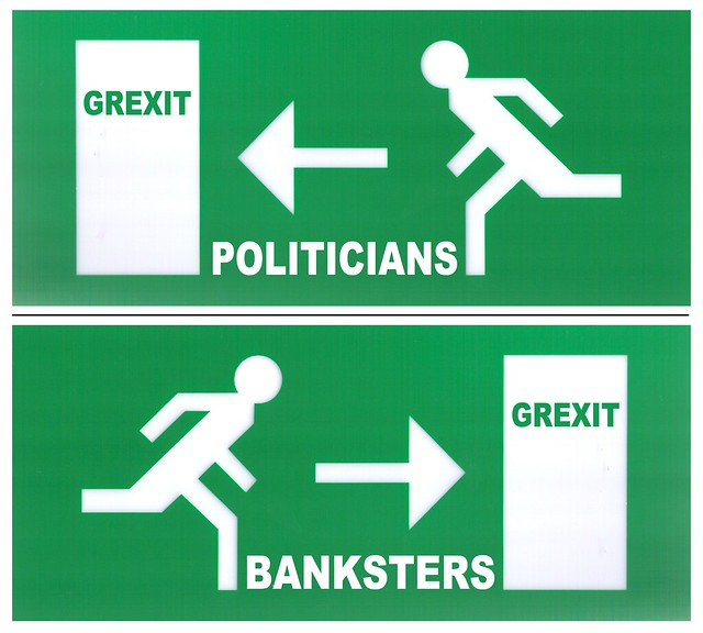 GREXIT SIGNS