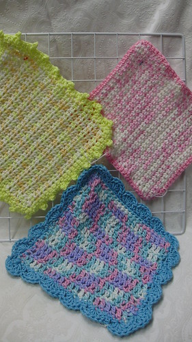 101 Dishcloths