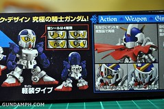 SD Legend BB Knight Gundam OOTB Unboxing Review (7)