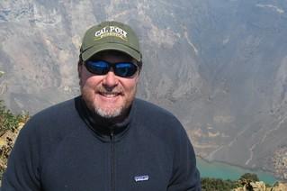 Jeff Marshall Irazu Crater 2011