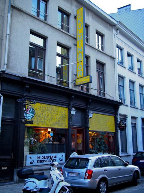The Kulminator Bar in Antwerpen