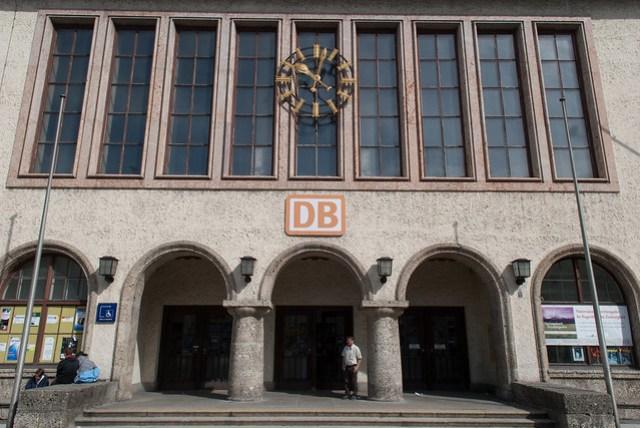 久仰大名的德國鐵路系統